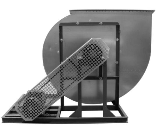 Вентилятор радиальный Веза ВРАВ - 1