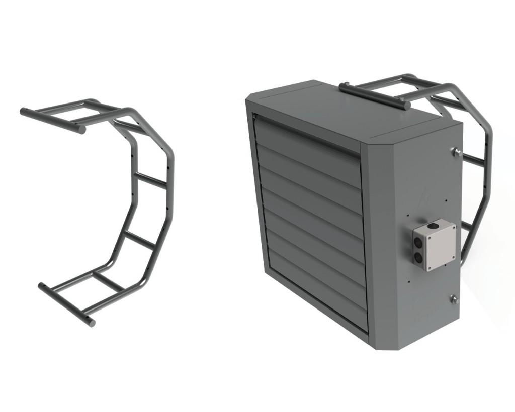 Агрегат воздушного отопления Вентс АОЕ - 4